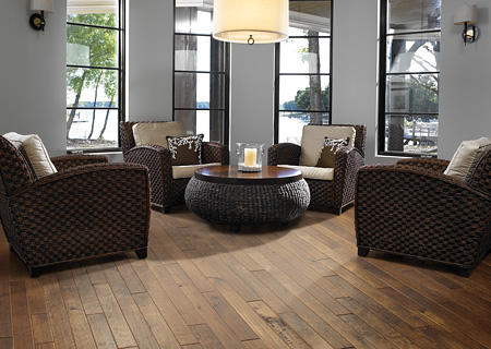Hardwood flooring in the Columbus, Ohio area