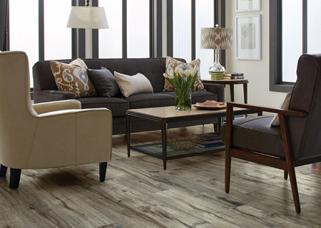 Stylish laminate flooring from Columbus, Ohio