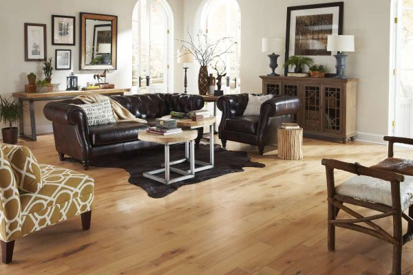 Columbus Ohio Maple Hardwood flooring