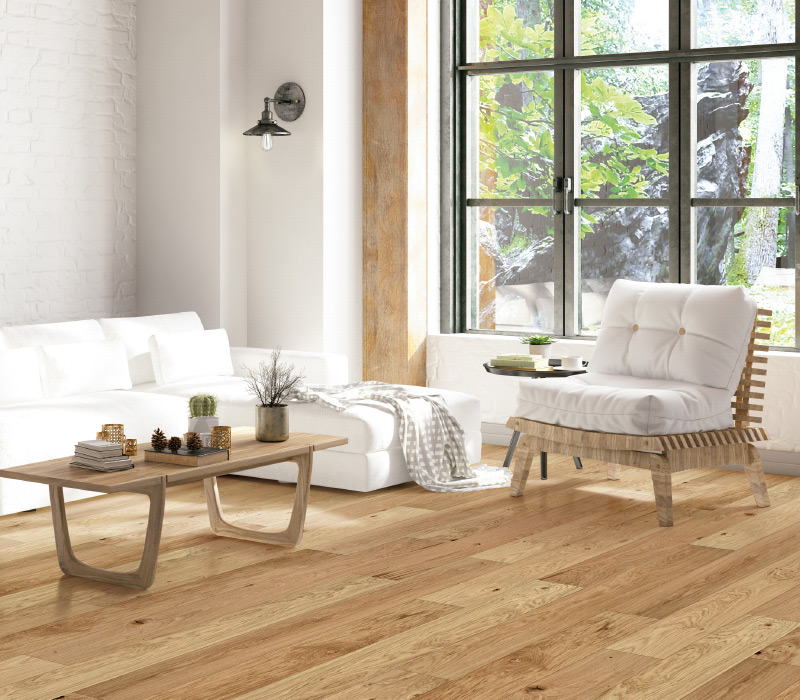 Stunning hardwood floor installation available in Columbus, OH