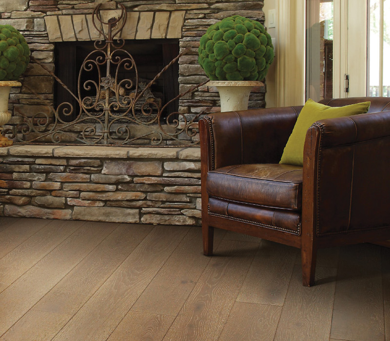 Hardwood flooring and installation near you in Columbus, OH