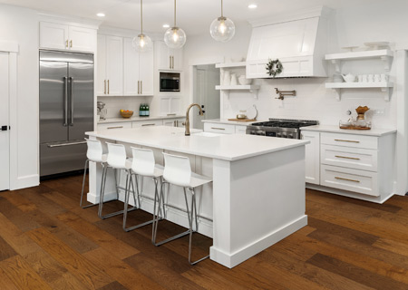 Hardwood flooring options near me in Columbus, OH