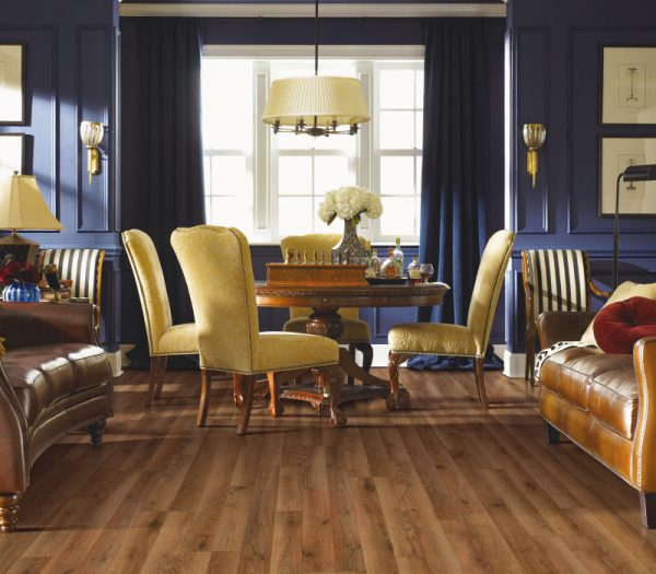 The beautiful look of laminate flooring installation available in Columbus, OH