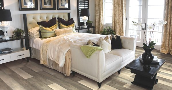 Laminate flooring and professional installation in Columbus, OH