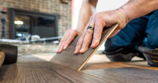 Professional flooring installation in Columbus, OH
