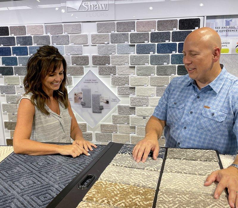 Flooring installation consultation in Columbus, OH